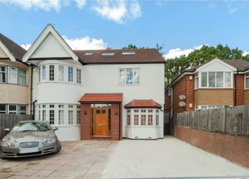 Thumbnail 3 bed flat to rent in Roehampton Vale, Putney, London
