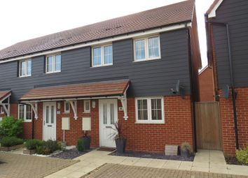 Thumbnail 3 bed semi-detached house for sale in Hatton Street, Broughton, Aylesbury