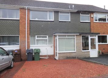 Thumbnail 3 bed terraced house to rent in Windrush Road, Hollywood, Birmingham