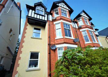 Thumbnail 2 bedroom flat for sale in Lawson Road, Colwyn Bay