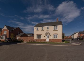 Thumbnail 3 bed detached house for sale in Rosemary Drive, Shavington, Crewe