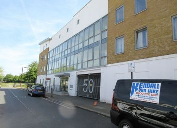 Thumbnail 2 bed flat to rent in Burr Road, London