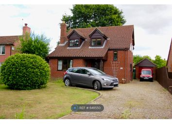Thumbnail 3 bed detached house to rent in Hall Road, Framingham Earl, Norwich