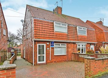 Thumbnail 2 bed semi-detached house to rent in Surrey Place, Willington, Crook