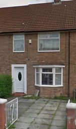 Thumbnail 3 bedroom terraced house to rent in Harefield Road, Speke, Liverpool