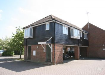 Thumbnail 2 bedroom flat to rent in The Meadows, Sawbridgeworth, Herts