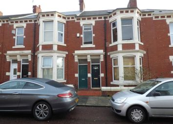 Thumbnail 4 bedroom maisonette for sale in Whitefield Terrace, Heaton, Newcastle Upon Tyne