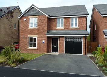 Thumbnail 4 bed detached house to rent in Alder Drive, Calderstones Vale, Whalley