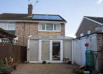 Thumbnail 3 bedroom semi-detached house for sale in Chesham Grove, Goole