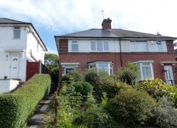 Thumbnail 3 bed semi-detached house for sale in Woodhouse Road, Birmingham