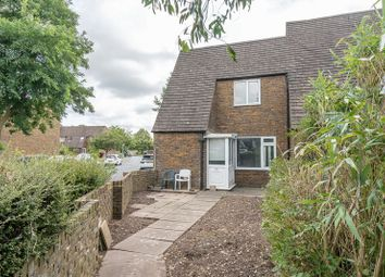 Thumbnail 2 bedroom end terrace house for sale in Winterbourne Road, Chichester