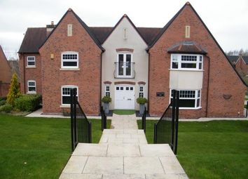 Thumbnail 5 bed detached house for sale in Springwater Drive, Weston, Crewe, Cheshire