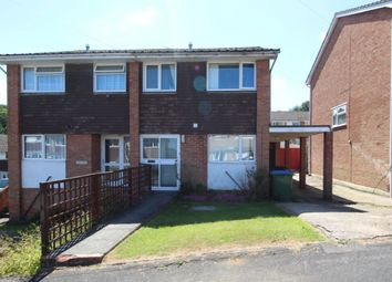 Thumbnail 3 bed semi-detached house to rent in Gorselands Road, Southampton
