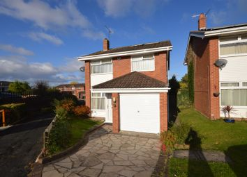 Thumbnail 3 bed detached house for sale in Greenfields Croft, Little Neston, Neston