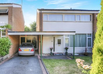 Thumbnail 4 bed detached house for sale in Woodcote Avenue, Bramhall, Stockport