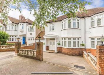 Thumbnail 3 bed semi-detached house to rent in Lichfield Road, Woodford Green
