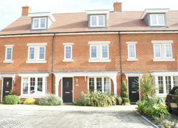 Thumbnail 3 bed town house to rent in Field Place, Havant
