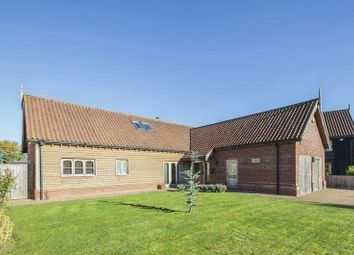 Thumbnail 4 bed barn conversion to rent in Abbotts Meadow, Redlingfield, Eye