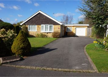 Thumbnail 3 bed detached bungalow for sale in Wheelwrights Lane, Grayshott