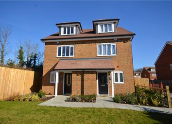 Thumbnail 3 bed semi-detached house for sale in Onslow Place, Bisley, Woking