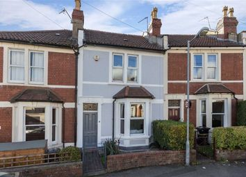 Thumbnail 3 bed terraced house for sale in Pitt Road, Horfield, Bristol