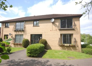 Thumbnail 2 bed flat for sale in Printersland, Busby