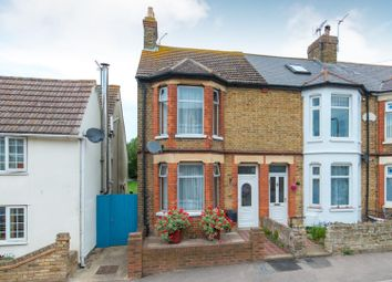 3 bed end terrace house for sale in Augustine Road, Minster, Ramsgate CT12