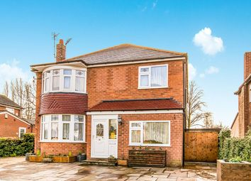 Thumbnail 6 bed detached house for sale in Patch Croft Road, Manchester