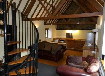 Thumbnail 2 bed barn conversion for sale in Hilborough, Thetford