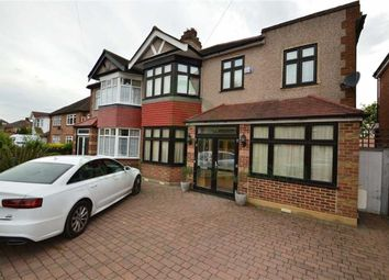 Thumbnail 5 bed semi-detached house for sale in Mighell Avenue, Redbridge