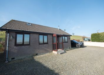 Thumbnail 2 bed detached bungalow for sale in Devils Bridge, Aberystwyth