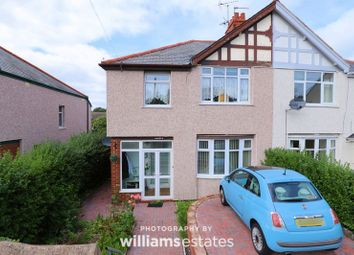 Thumbnail 3 bed semi-detached house for sale in Maes Y Groes, Prestatyn