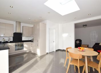 Thumbnail 4 bed bungalow for sale in Newbury Gardens, Upminster, Essex