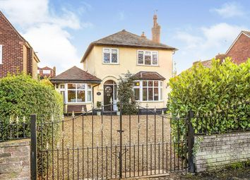 Thumbnail 3 bed detached house for sale in Hoole Lane, Chester