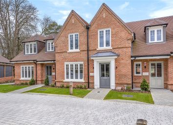 Thumbnail 3 bed terraced house to rent in Flexlands Place, Chobham, Woking, Surrey