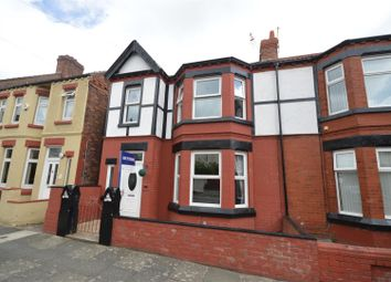 Thumbnail 4 bed semi-detached house for sale in Shiel Road, New Brighton, Wallasey