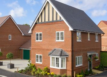 3 bed detached house for sale in Plot 123 - The Farringdon, Sheerlands Road, Finchampstead RG40