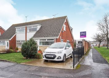 Thumbnail 4 bed semi-detached house for sale in The Buntings, Covingham