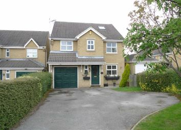 Thumbnail 4 bed detached house for sale in Shipley Common Lane, Shipley View, Derbyshire