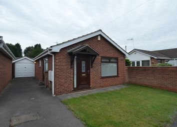 Thumbnail 2 bedroom detached bungalow for sale in Turnberry Road, Bulwell, Nottingham