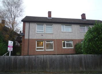 Thumbnail 2 bed flat to rent in Lancaster Avenue, Telford, Dawley