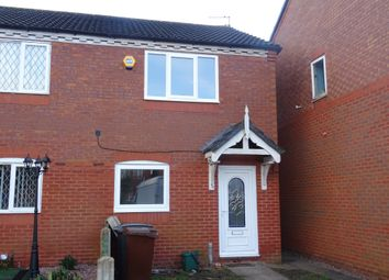 Thumbnail 2 bed semi-detached house to rent in Langsett Road, Wolverhampton