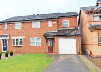Thumbnail 3 bed semi-detached house for sale in The Coverts, Springfield, Wigan