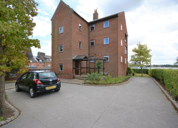 Thumbnail 2 bedroom flat to rent in Somermead Court, Maltsters Way, Oulton Broad, Suffolk