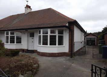 Thumbnail 2 bed bungalow to rent in Clyvedon Rise, South Shields