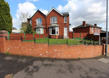 Thumbnail 3 bed semi-detached house for sale in Ings Lane, Meanwood, Rochdale