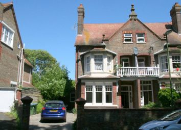 Thumbnail 1 bed flat to rent in Granville Road, Littlehampton