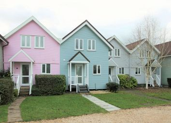 Thumbnail 3 bed terraced house for sale in Spring Lake, South Cerney, Gloucestershire.