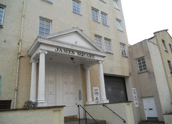 Thumbnail 2 bed flat to rent in James Squarecaledonian Crescent, Dalry, Edinburgh