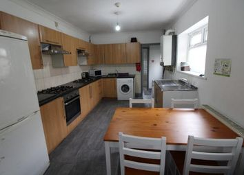 Thumbnail 6 bed terraced house to rent in Harriet Street, Cathays, Cardiff